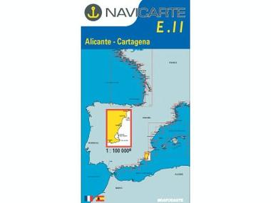 E 11  Alicante a Cartagena Equipo cubierta