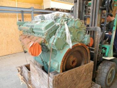 Detroit V12 Motor Motores