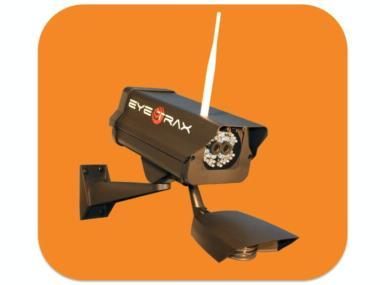Marina Dock Surveillance Camera Equipo cubierta