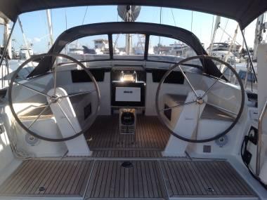 Rueda timón inox Jefa Steering 900mm. Mallorca Navegación