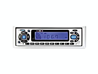 Radio AM/FM/CD/CD-R Jensen MCD5112 Electrónica