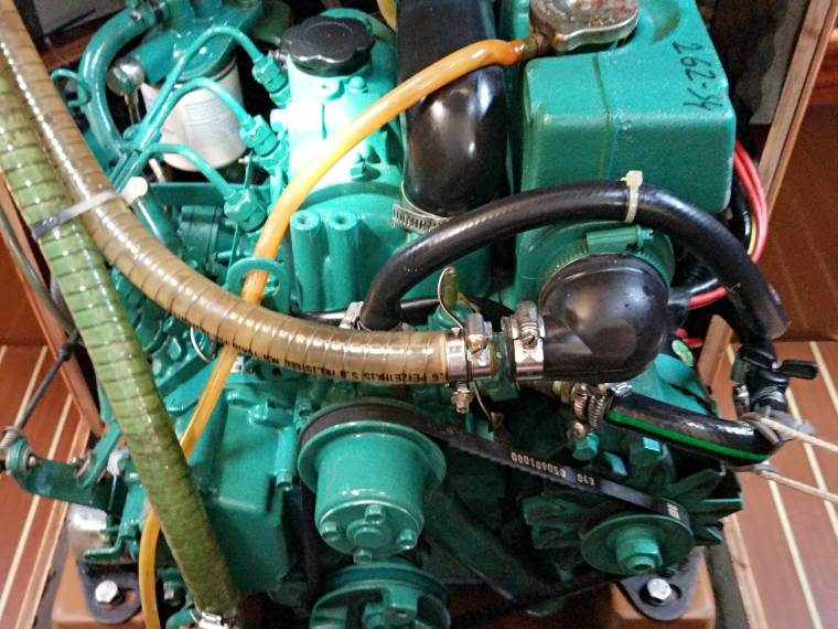 motor volvo penta md 2020 de segunda mano 56654