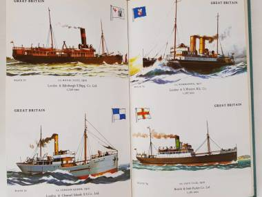 Merchant Ships 1910-1929. Laurence Dunn Varios/Decor/Libros