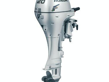 Motor Fueraborda Honda Marine 20 CV Eje Largo-Arranque Electrico Motores