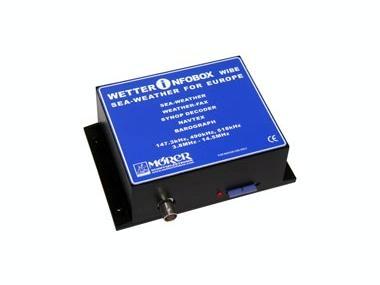 WIBE receptor meteorológico para PC Otros