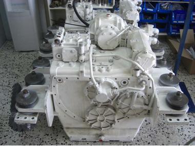 INVERSOR ZF 2060 V Motores