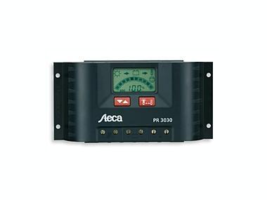 Regulador solar Steca PR30A 12/24V Electrônica