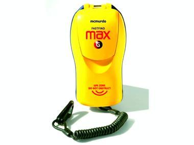 Radiobaliza personal McMurdo Fastfind Max G con GPS Otros