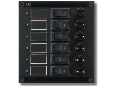 Módulo con 6 interruptores DC y fusibles Otros