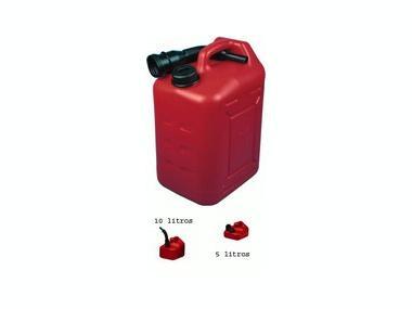 Jerrycan hidrocarburo Motores