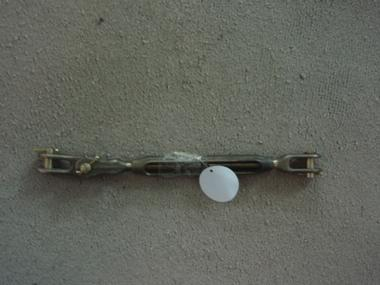 TENSOR + TOGLE  BRONCE LEWMAR L 22CM - 32CM OUTLET Equipo cubierta