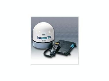 KVH Inmarsat Tracphone 252, incluyendo transceptor y antena Electrónica
