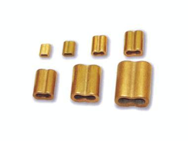 Casquillos de cobre Equipo cubierta