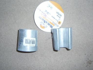 X ANODO ZINC MERCURY-MERCRUISER ELEVAD COLA BRAVO Motores