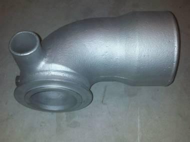 Codo escape  motor Yanmar 6LY2 Motores