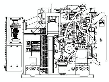 Kohler 9kw Motores