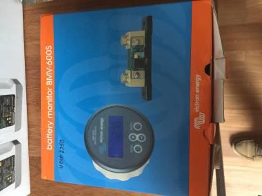 Monitor de baterias Victron Energy Electricidad