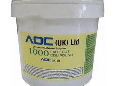 Fast Cut Compuesto Aqua-Buff 1000. 5kg Otros