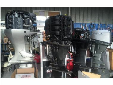 Motores fora de borda novos e usados Motores