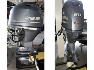 Motor Yamaha F60FETL Motores