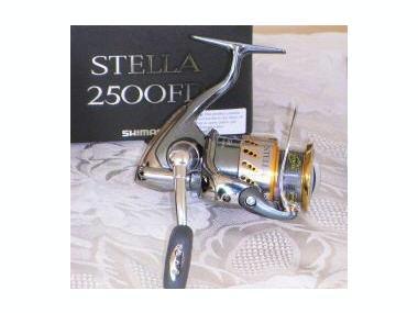 Shimano Stella STL-2500FD Salt Water Fishing Reels at Low Price Pesca