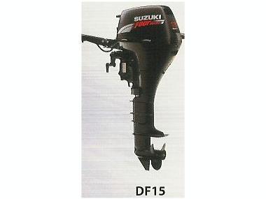 SUZUKI DF15 , SUZUKI 4T. 15 HP Motores