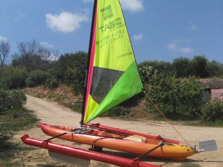 kayak de segunda mano