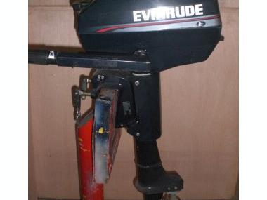 EVINRUDE 4 HP Motores