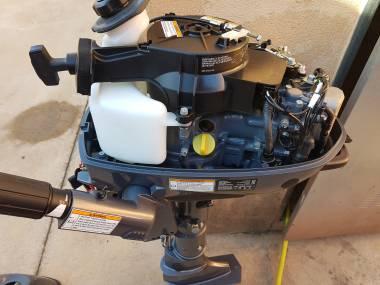 Yamaha 6cv 4t Motores