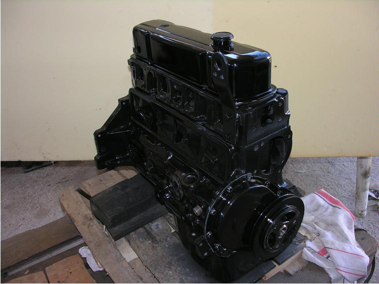 Bloque Motor Gm 3 0 Para Mercruiser O Volvo De Segunda