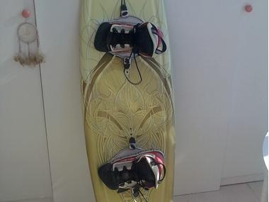 Wakeboard HYPERLITE  con fijaciones estilo botín! Esqui naut./Wakeboard