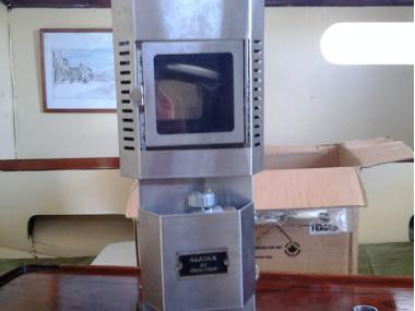 Calantador Alaska Diesel Heater Conforto à bordo