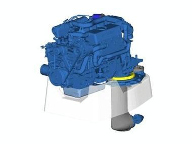 4200 SD Motores