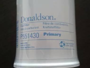 Filtro Combustible Donaldson P551430 Otros
