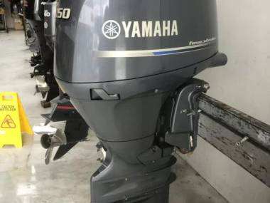 2017 Yamaha F150XB Fourstroke Outboard Motores