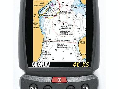 Geonav 4C XS Electrónica