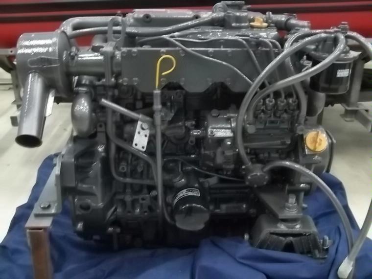 motor diesel yanmar 50cv  0 horas