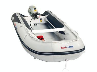 Embarcacion Neumatica Honda Marine T40A Otros