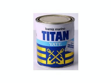 Barniz Marino Titán Yate 750 ml Otros