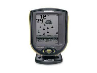 Sonda LCD Humminbird PiranhaMAX 150 Electrónica