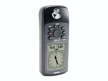GPS Garmin 72H Electrónica