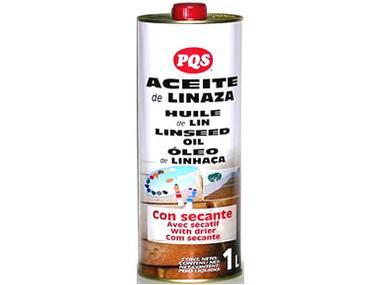 Aceite de linaza con secante Otros
