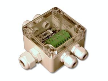 Combinador de datos NMEA no programable conexión USB Electrónica