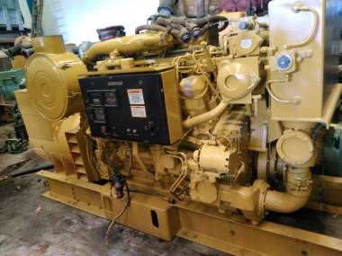 marine auxiliar engine caterpillar 3508 electronic of 1000 HP to 1500 R.P.M Motores