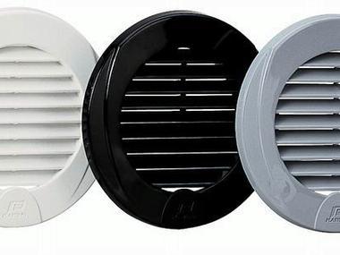 Nuova Rade Rejilla ventilacion redonda 76.2mm Equipo cubierta