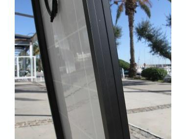 Placa solar Electrecidade
