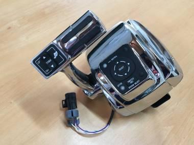 Comando Monomotor Mercury SmartCraft DTS - 877775A08 Electrónica