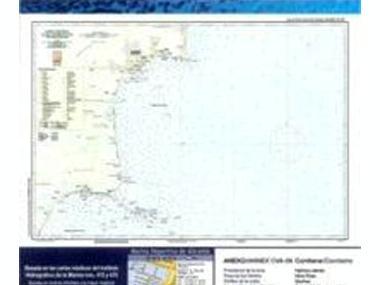 Carta Nautica Cabo de la Huerta-Santa Pola Navegación