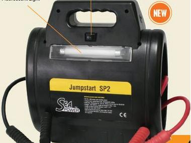 Arrancador Sea Power Jumpstart SP2 Electricidad