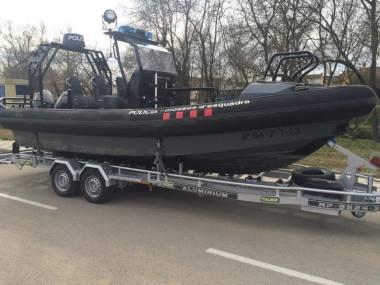 Remolque náutico para barcos hasta 8 m Remolques